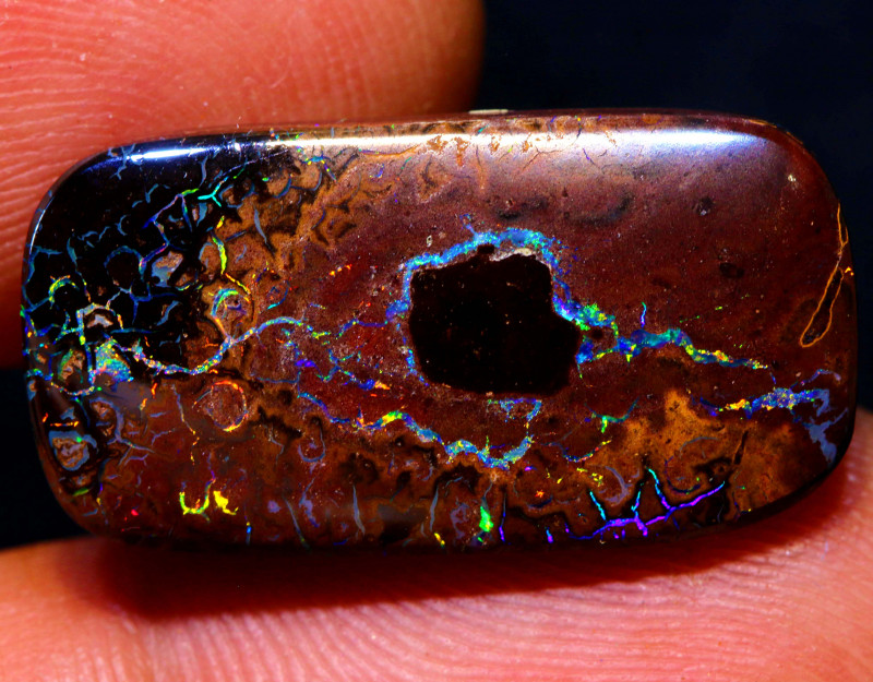 17.50 cts Australian Koroit Opal Pattern Stone  DO-692