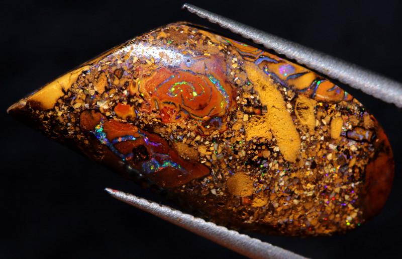Yowah Boulder Opal DO-717 - downunderopals