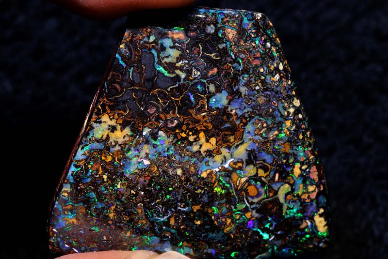68.40cts Australian Yowah Opal Pattern Stone  DO-733