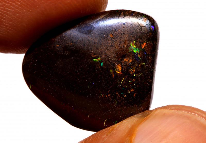13.60 cts Australian Yowah Opal Pre Shaped Rough DO-756