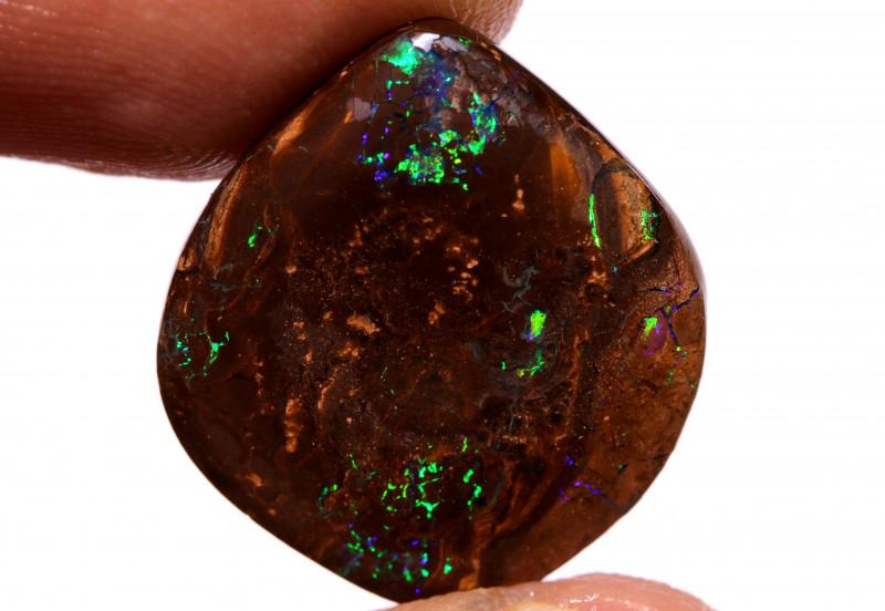 Yowah Boulder Opal Rough DO-779 - downunderopals