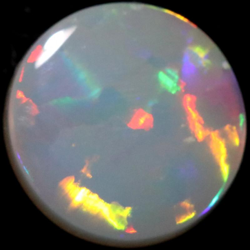 1.70 CTS  SOLID OPAL POLISHED LIGHTNING RIDGE [LRO1666]