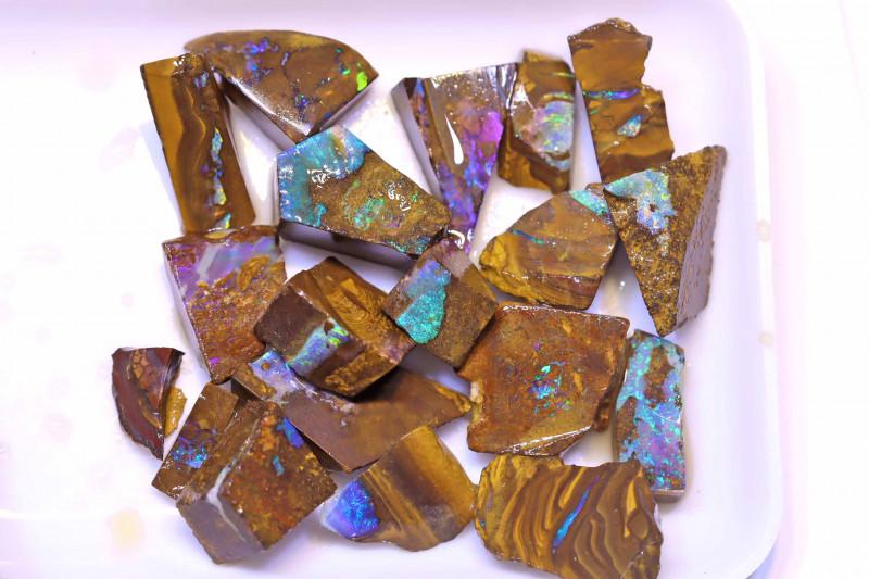 255.77 carats Boulder Opal Rough Parcel ANO 983