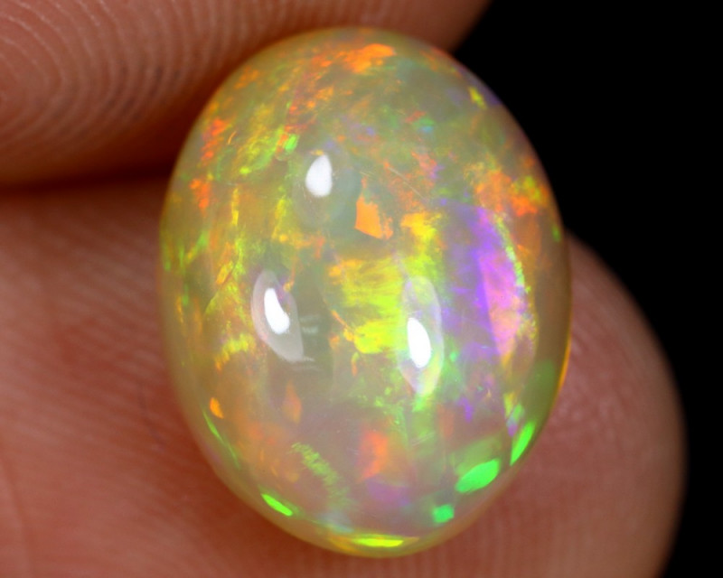 2.83cts Natural Ethiopian Welo Opal / BF4522