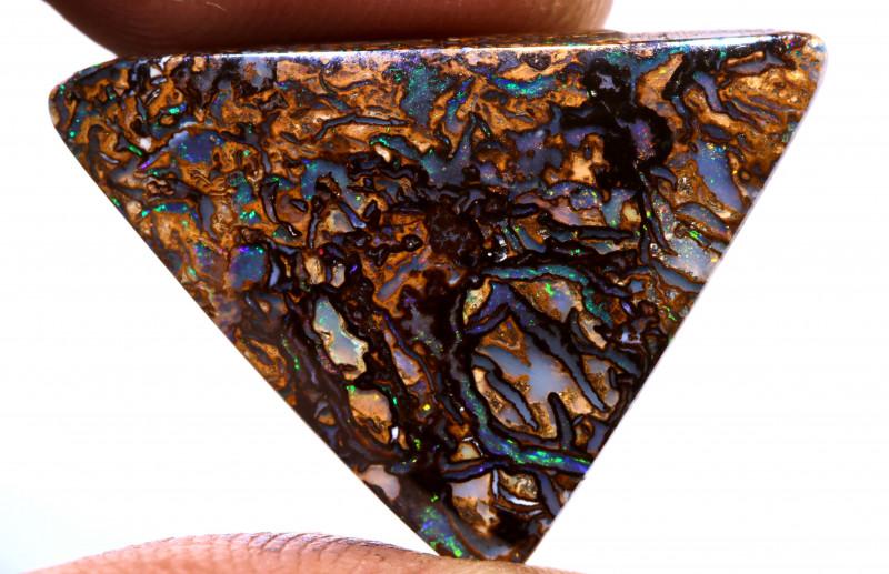 Yowah Boulder Opal Stone  DO-851 - downunderopals