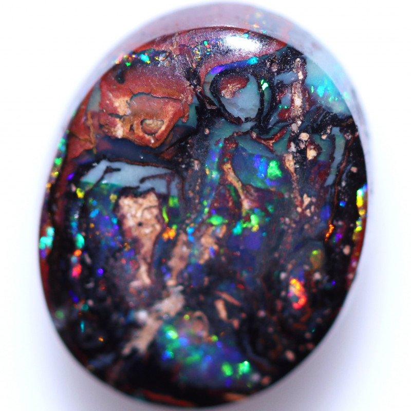 5.62 CTS BOULDER OPAL FROM KOROIT [BMB571]