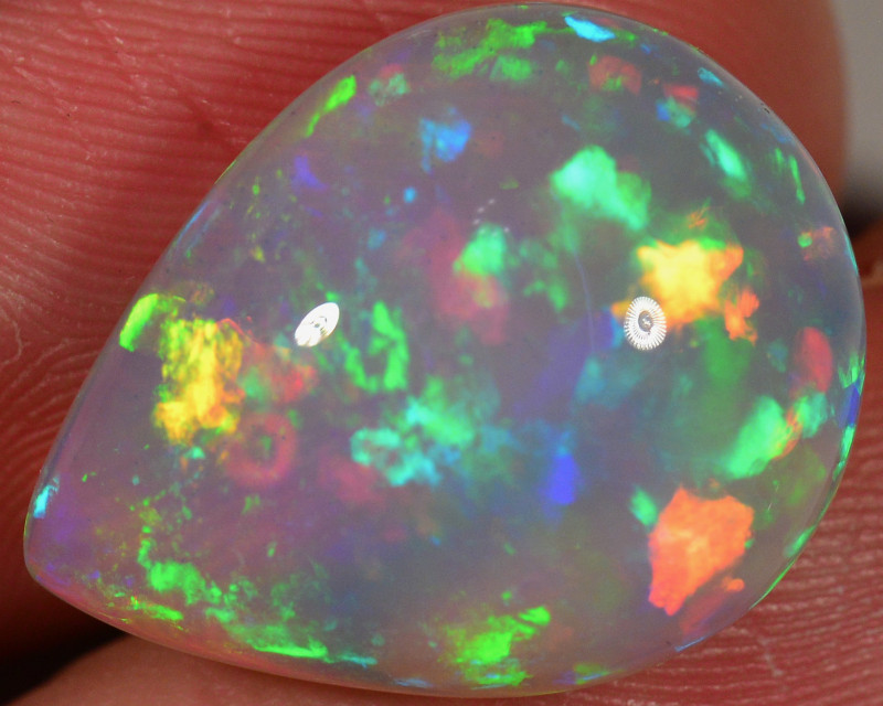 11 CT - GORGEOUS SATURATED WELO OPAL CABACHON
