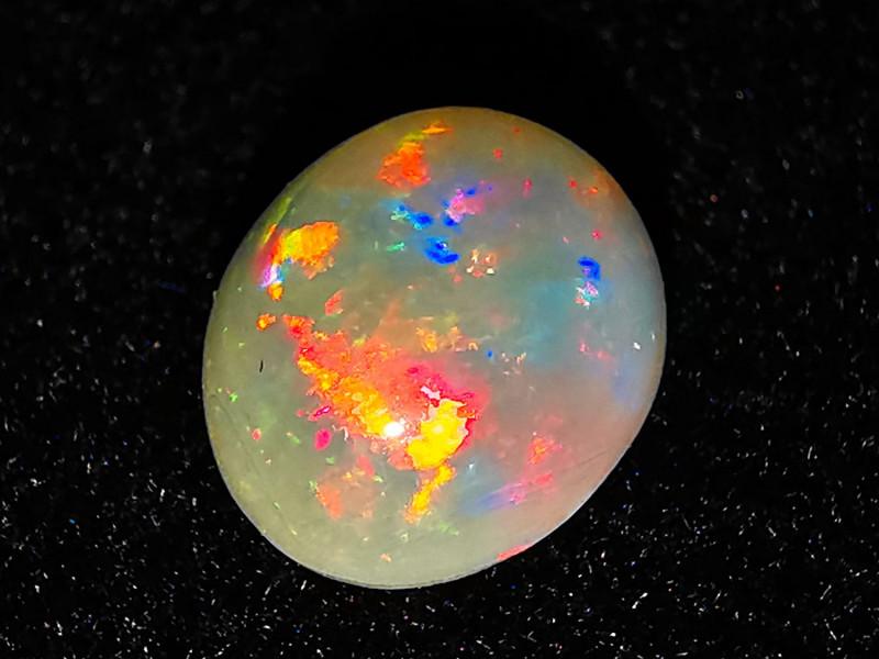 Coober Pedy Australia - Solid Dark Crystal Opal - 0.85 cts
