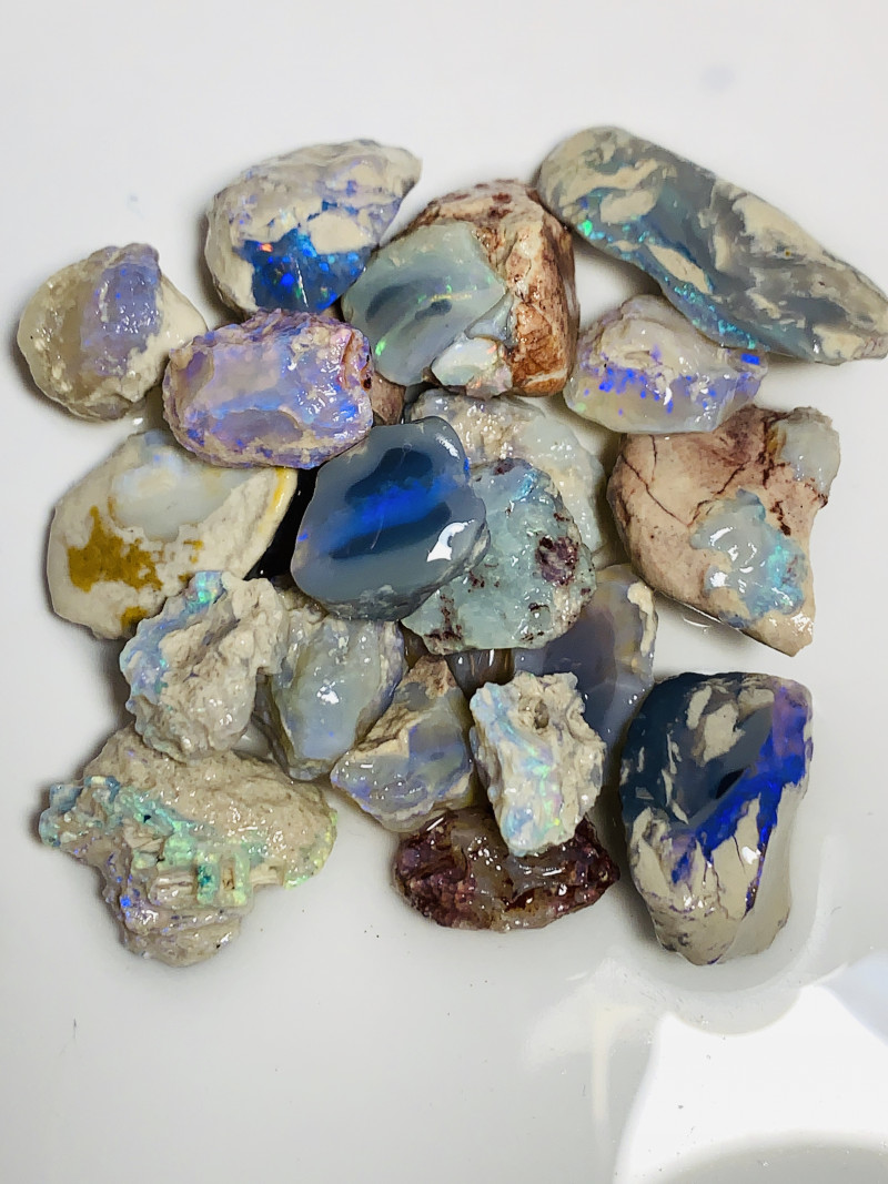 Potential Nobby Rough Opals- 220 CTs Rough#2227