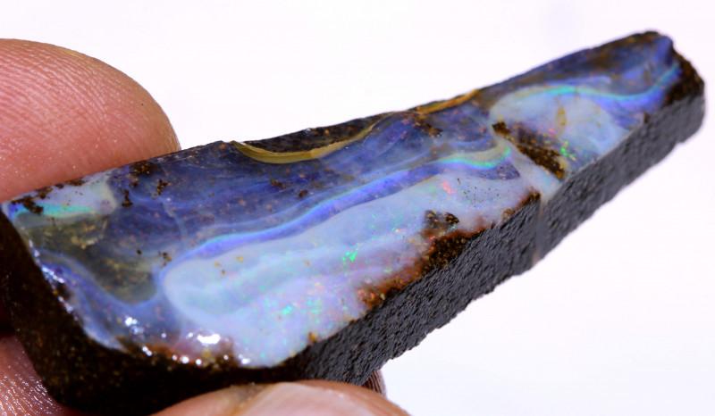 Boulder Opal Faced Rub 49 Carats DO-1317