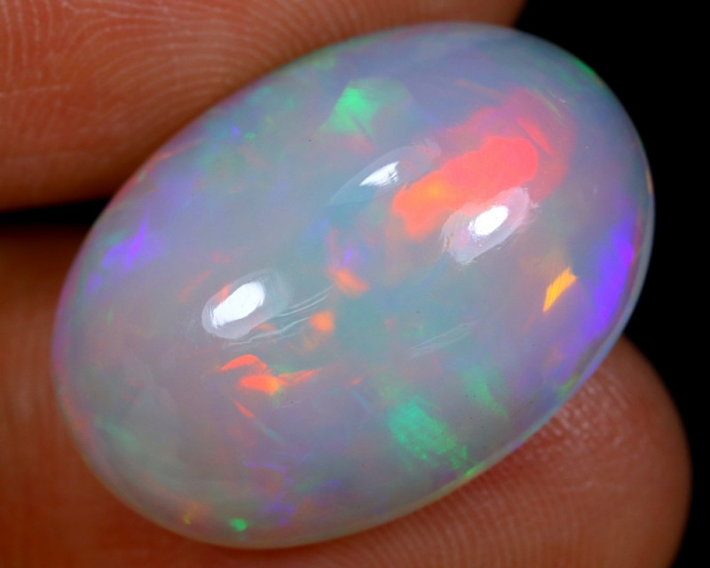 11.94cts Natural Ethiopian Welo Opal / BF4948