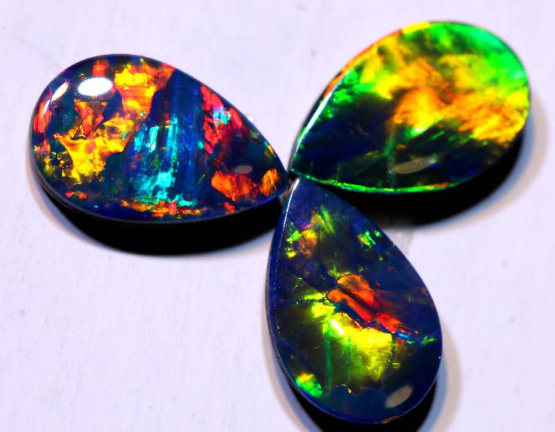 1.33 cts Australian Opal Doublet PARCEL DO-1306