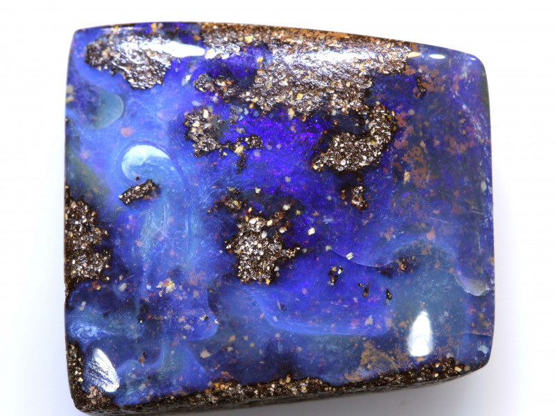 28.30 CTS BOULDER  OPAL STONE RO-604