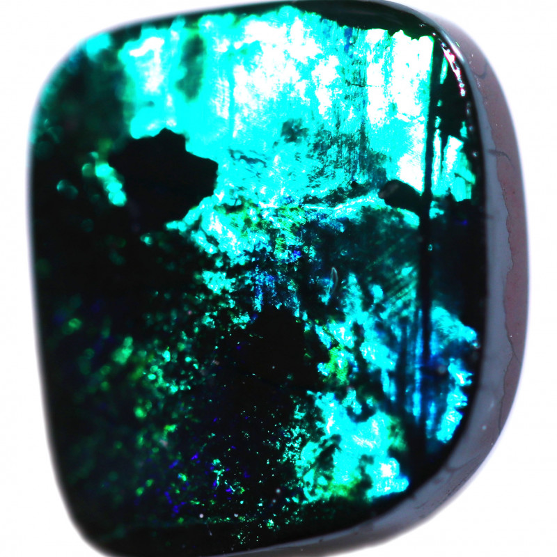 2.41 CTS BOULDER OPAL FROM WINTON FOR PENDENT - WELL POLISHED [BMB646]