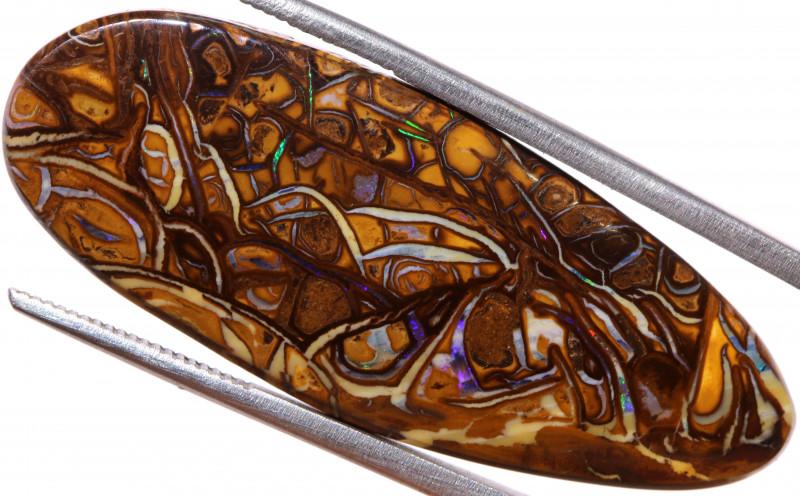 Yowah Boulder Opal  AOH-52 - australianopalhunter