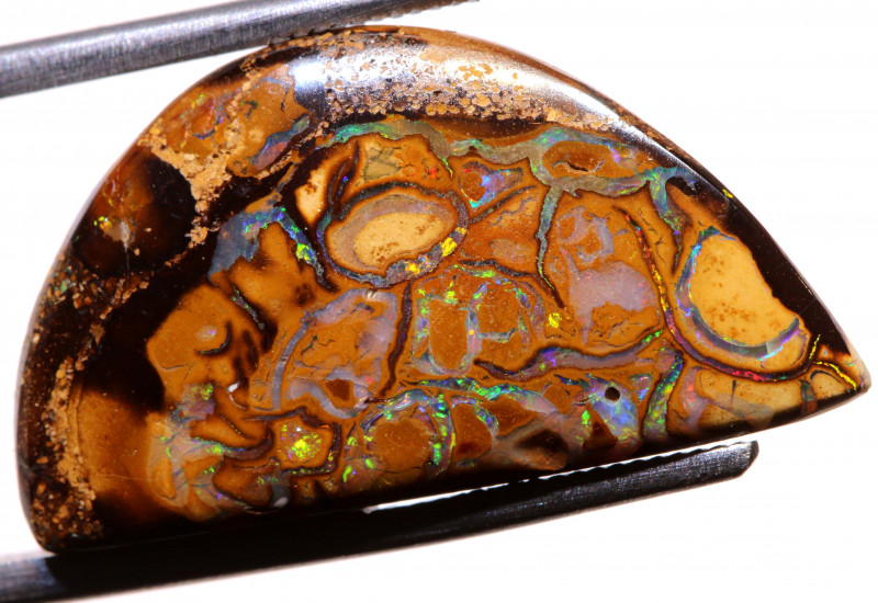 22.95 cts Boulder Opal From Koroit Mines AOH-53