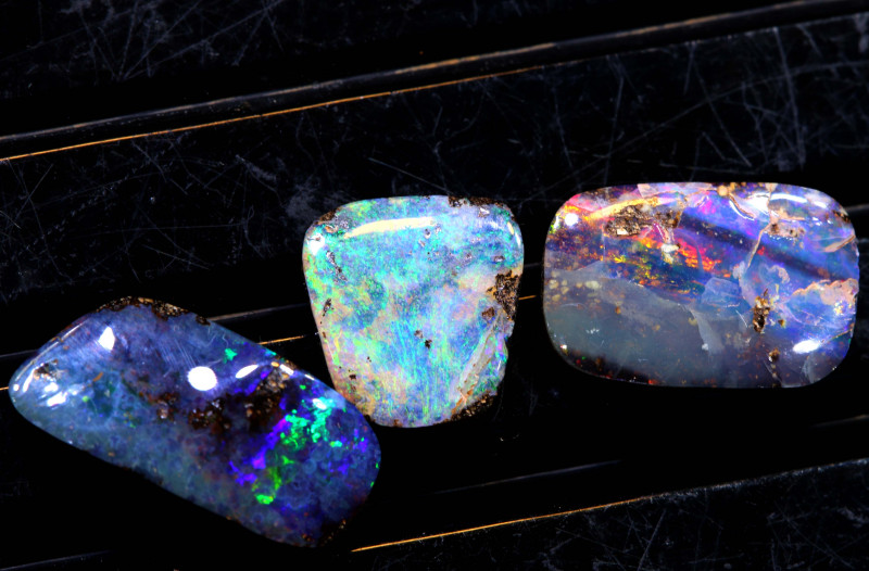 4.70 CTS BOULDER  OPAL STONE RO-747