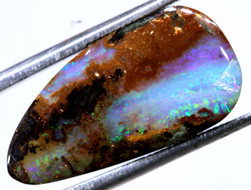 13.65 CTS BOULDER  OPAL STONE RO-752
