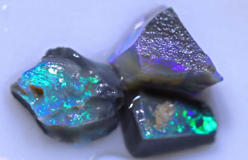 3.93 CTS BLACK OPAL PARCEL ANO-1229