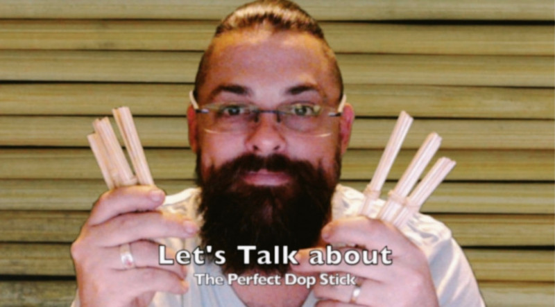Dopping Sticks- Riley's Favourite- Pack of 10 Sticks [30656] 53FROGS