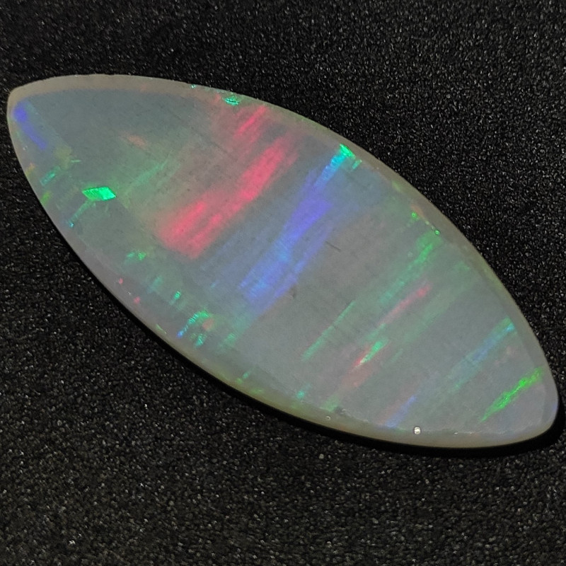 5.5 cts Pedra Lapidada forma navete