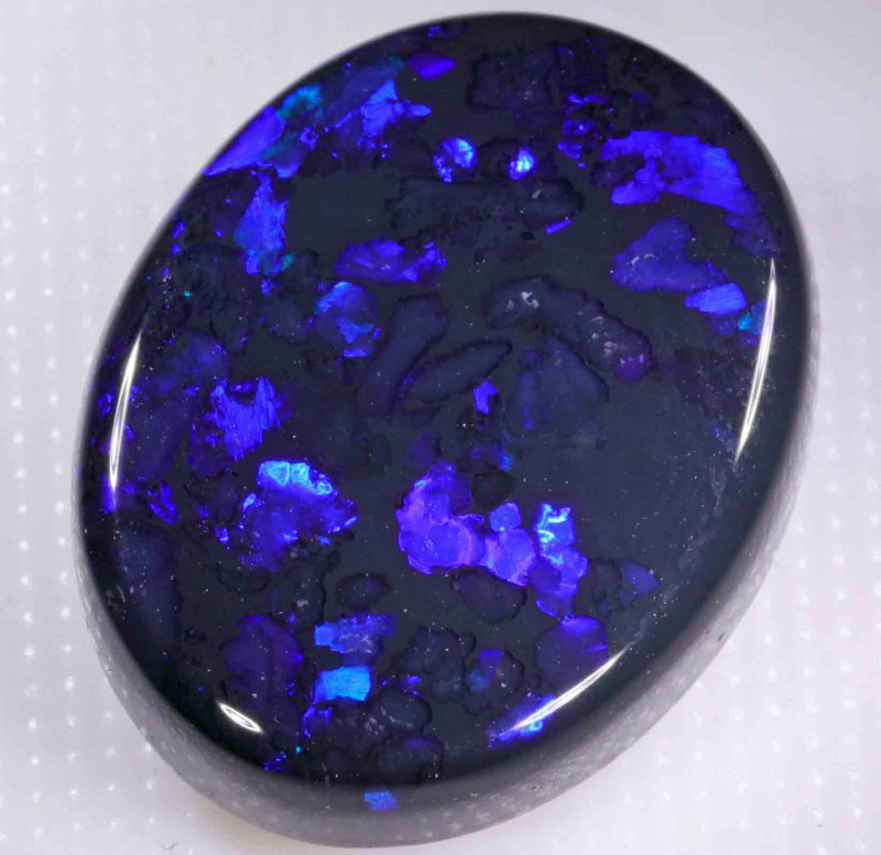 11.10 CT BLACK OPAL FROM LR