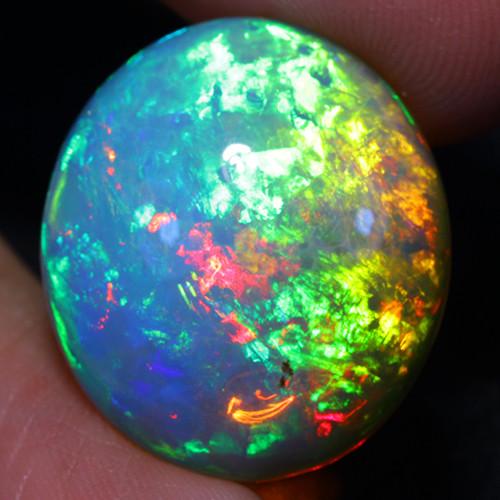 14.41 CT Good Quality Rare Welo Ethiopian Opal  MA-253