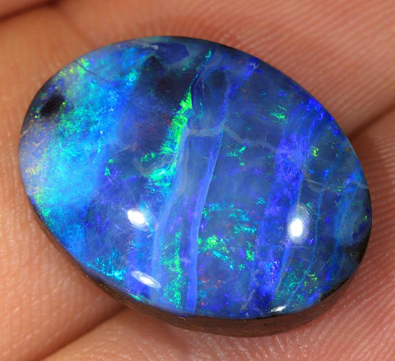 18.5ct 20x15mm Queensland Boulder Opal  [LOB-3798]