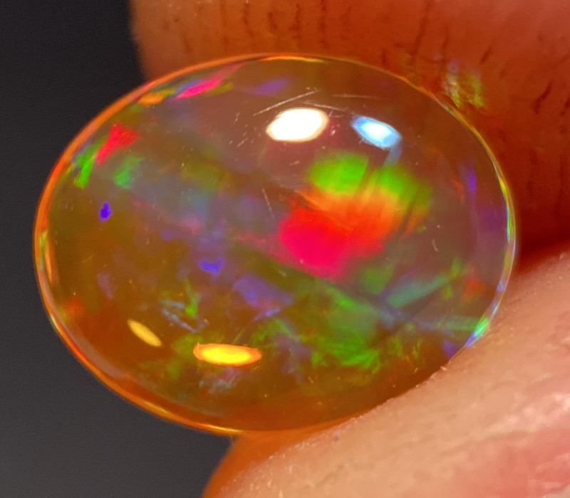 .920ct Mexican Crystal-Contraluz Opal (OM)
