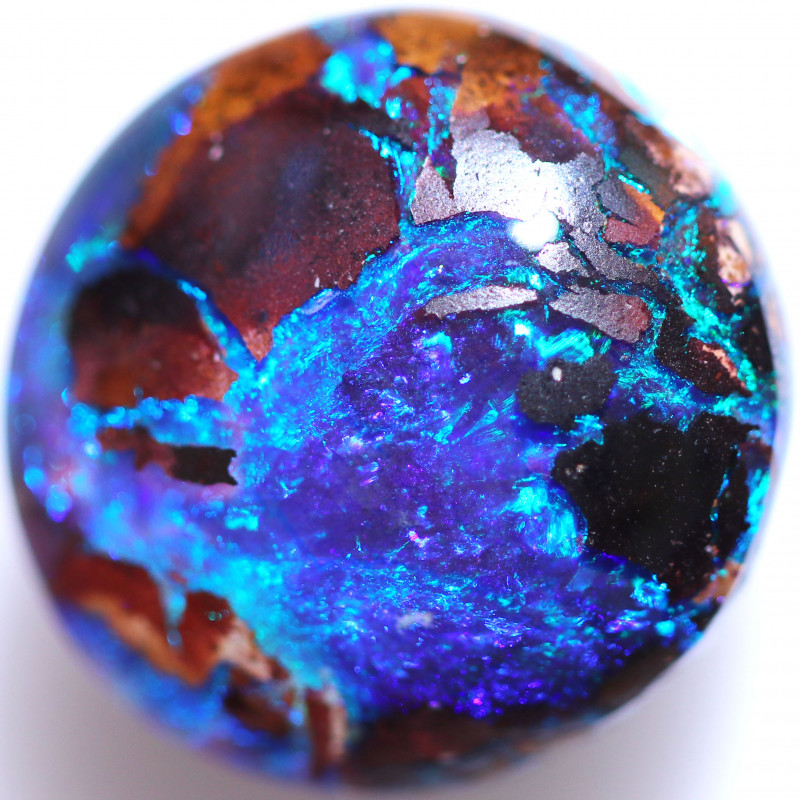 12.16 CTS   Koriot opal  field featured on out back opal hunters4 [BMB837]