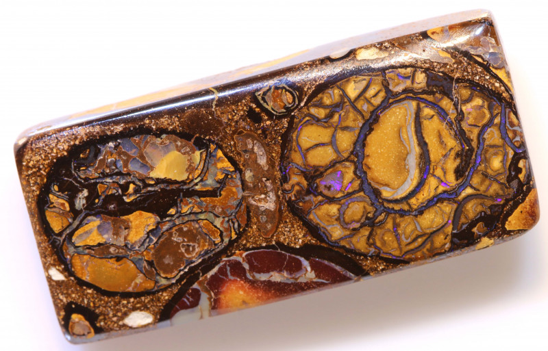 43.85 cts  Boulder Opal from Yowah Mines AOH-170