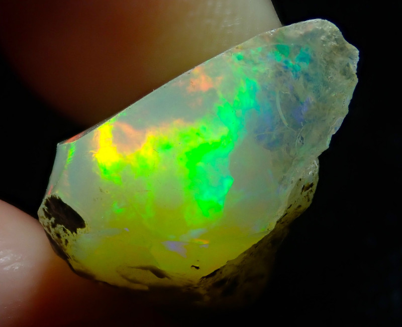 19.75ct -#A5 - Gamble Rough from Wello Dalanta