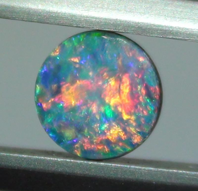 0.70 ct Doublet Opal With Gem Multi Color
