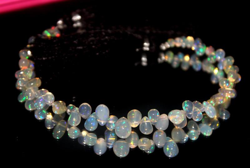 Natural Ethiopian Welo Opal Drops 2