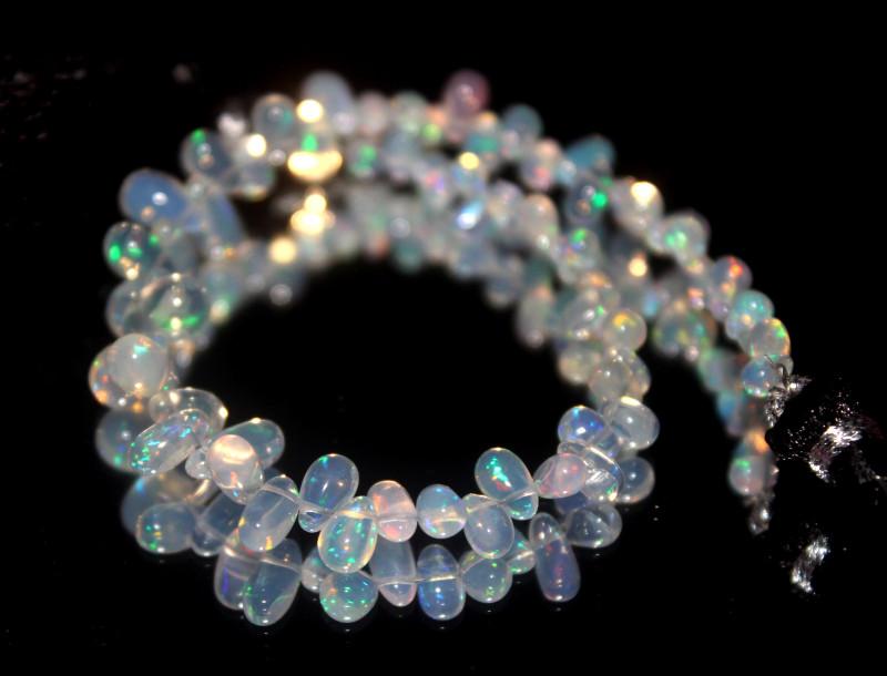 Natural Ethiopian Welo Opal Drops 6